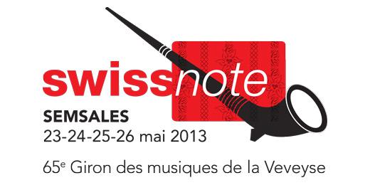 Swissnote 2013